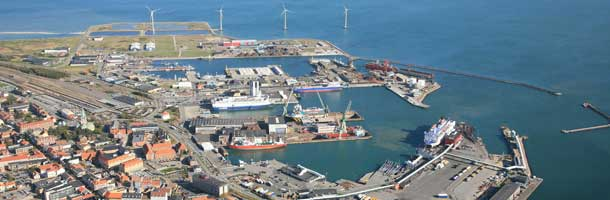 New maritime business in Frederikshavn