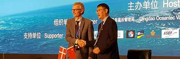 Danish-Chinese agreement on ballast water
