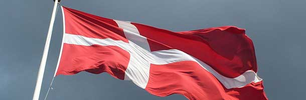 Danish maritime advances on the world list