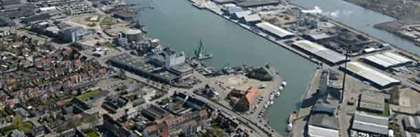 Horsens Harbor has space problems