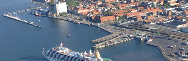 Rental costs Kalundborg Harbor 253 million DKK