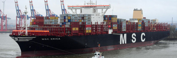 Port of Aarhus sets new Danish record