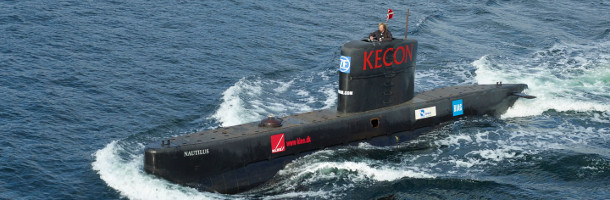 Submarine sank after rescue operation