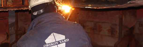 Orskov Yard barely makes it financially