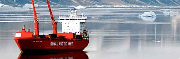 Royal Arctic gets loan for new ships