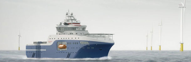 Ørsted signs contract for new SOV