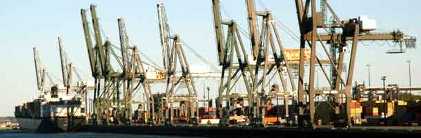 Worlds largest ports gives green advantages