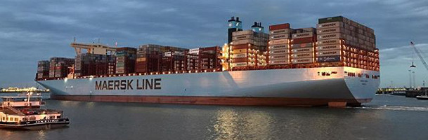 Maersk Line enforces new bunker surcharge