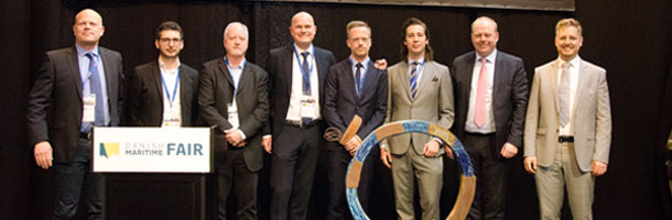 Vistula Mærsk wins Ship of the Year 2018