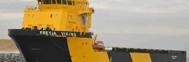 Viking Supply looses money on ships sale
