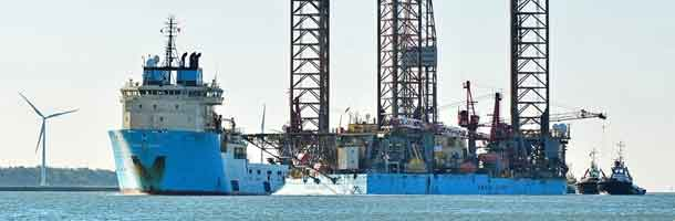 Maersk Decom mangagement in place