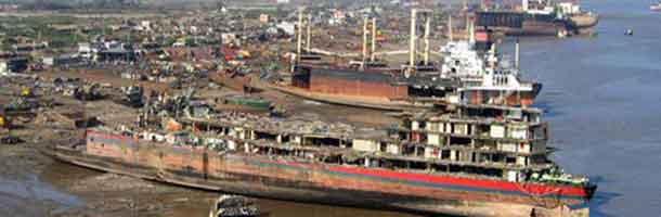 220 ships scrapped in second quarter