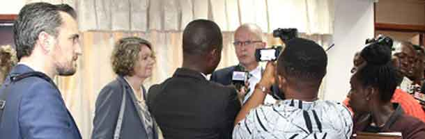 Denmark continues cooperation with Ghana