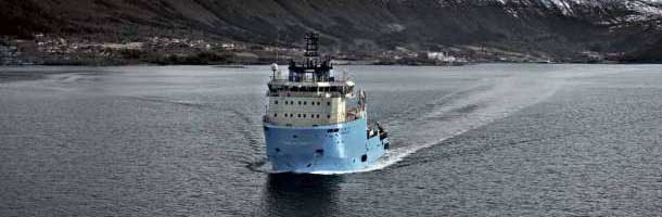 Maersk Supply teams up with Eniram