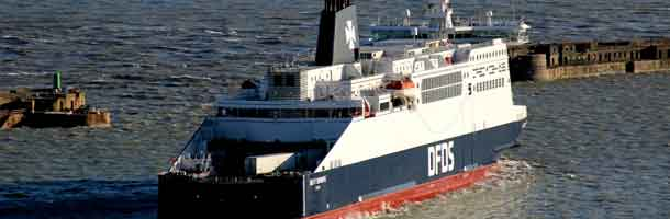 DFDS Q1 profit lower due to Easter