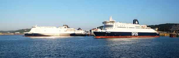 DFDS Dover – France route teams step up