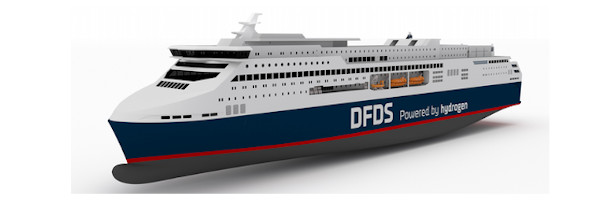 Partnership develop new ferry for Oslo-CPH