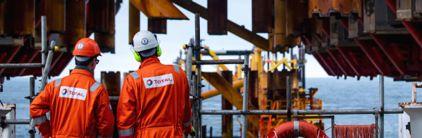 Danish cutoff date for oil an gas extraction