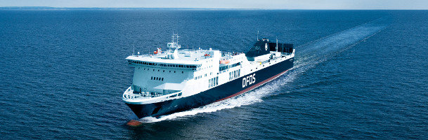 New direct DFDS Ireland – EU route