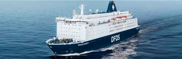 DFDS reopens Amsterdam – Newcastle