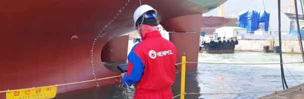 Hempel rolls out underwater hull inspection