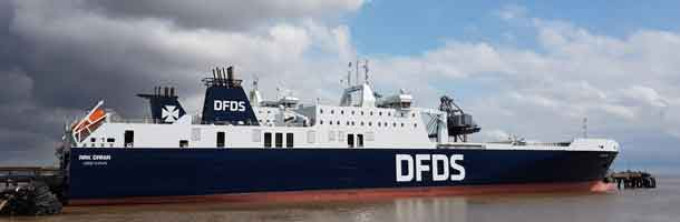 Additional ferry on Rosslare - Dunkerque