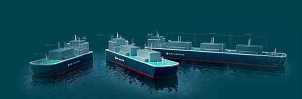 Nuclear power barges clears first milestone